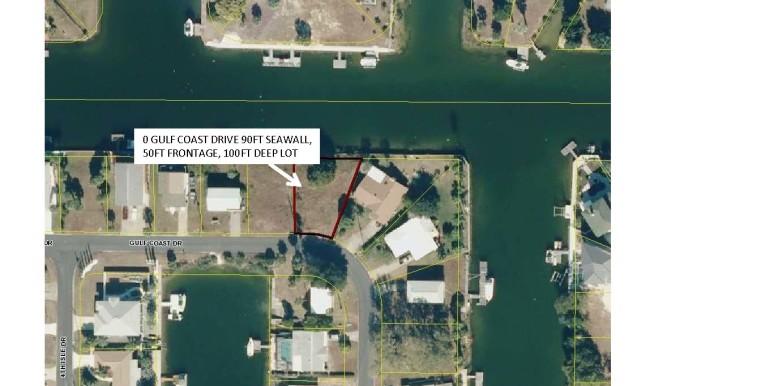 Gulf Coast Drive aerial
