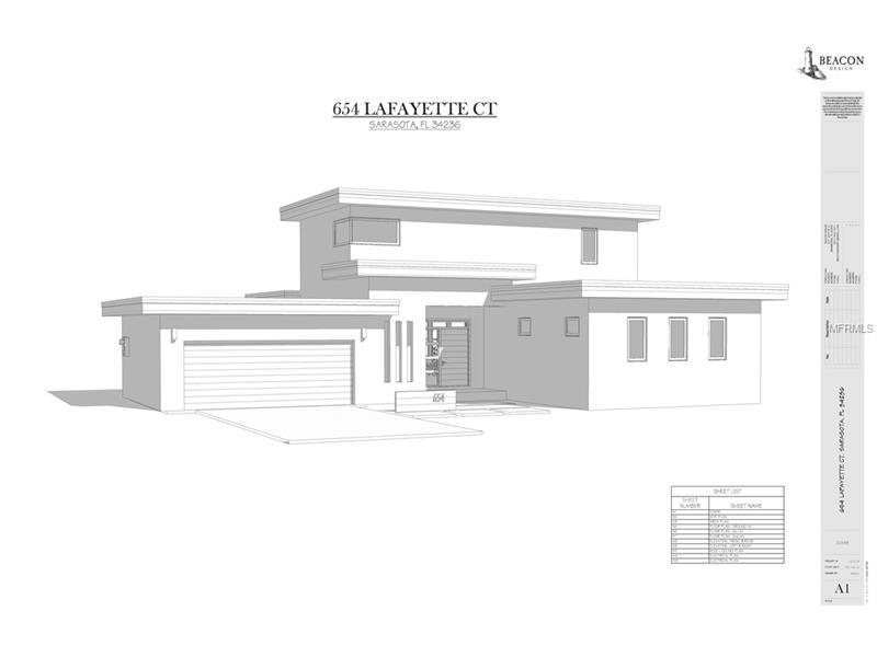 654 LAFAYETTE CT, SARASOTA, FL 34236